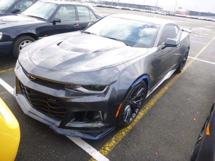 Mehr Pferde geht fast nicht  - Chevrolet 2018 Camaro ZL1 10 Gang Automatikgetriebe