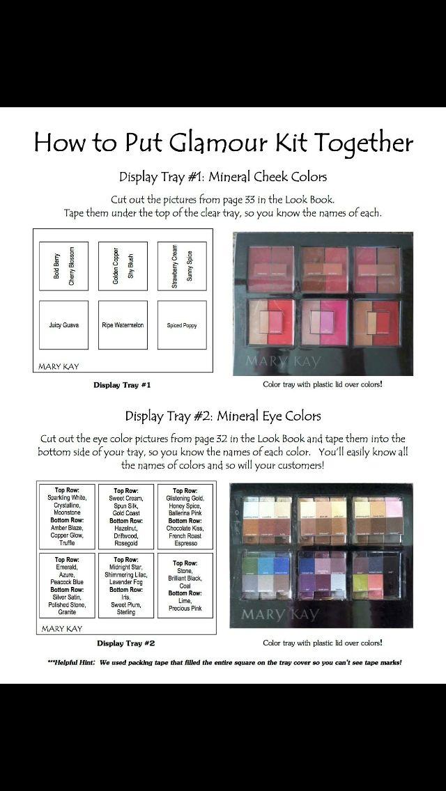Great idea!! ------ | Ashlie Hanenburg | Mary Kay Independent Beauty Consultant | Call or Text (903).816.9571 | marykay.com/ashlieh12