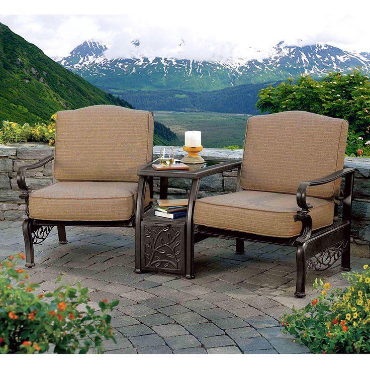 Elizabeth Tete-a-Tete Lounge Seating Group