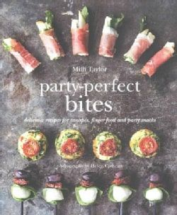 Shop for Party-Perfect Bites: Delicious Recipes for Canapes, Fingerfood and Party Snacks (Hardcover). Free Shipping on orders over $45 at Overstock.com - Your Online Books Outlet Store! Get 5% in rewards with Club O! - 16101898