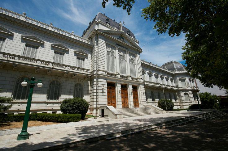 Palacio de Justicia de La Plata . La Plata , La Plata.