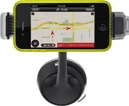 Belkin Windows Mount, holder for GPS og mobiltelefon | Satelittservice tilbyr bla. HDTV, DVD, hjemmekino, parabol, data, satelittutstyr