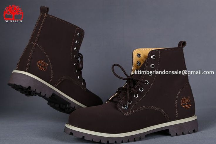 Timberland 6 Inch Brown Boots For Men $ 80.00