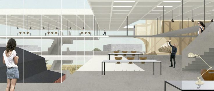jaja . NEW SCHOOL OF ARCHITECTURE . AARHUS (4)