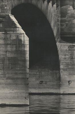 Otto Steinert, Pont Neuf, Paris, 1949