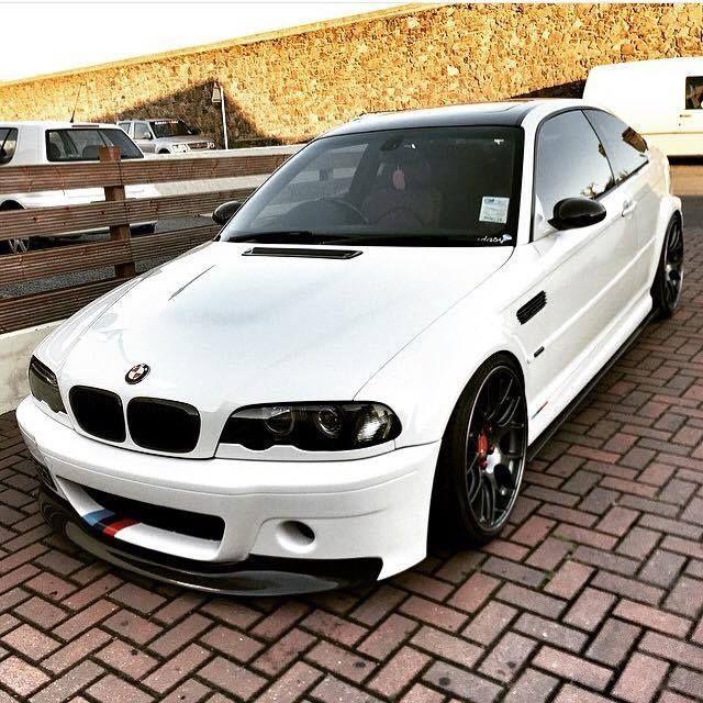 BMW E46 M3 | M3 | White | Dream BMW