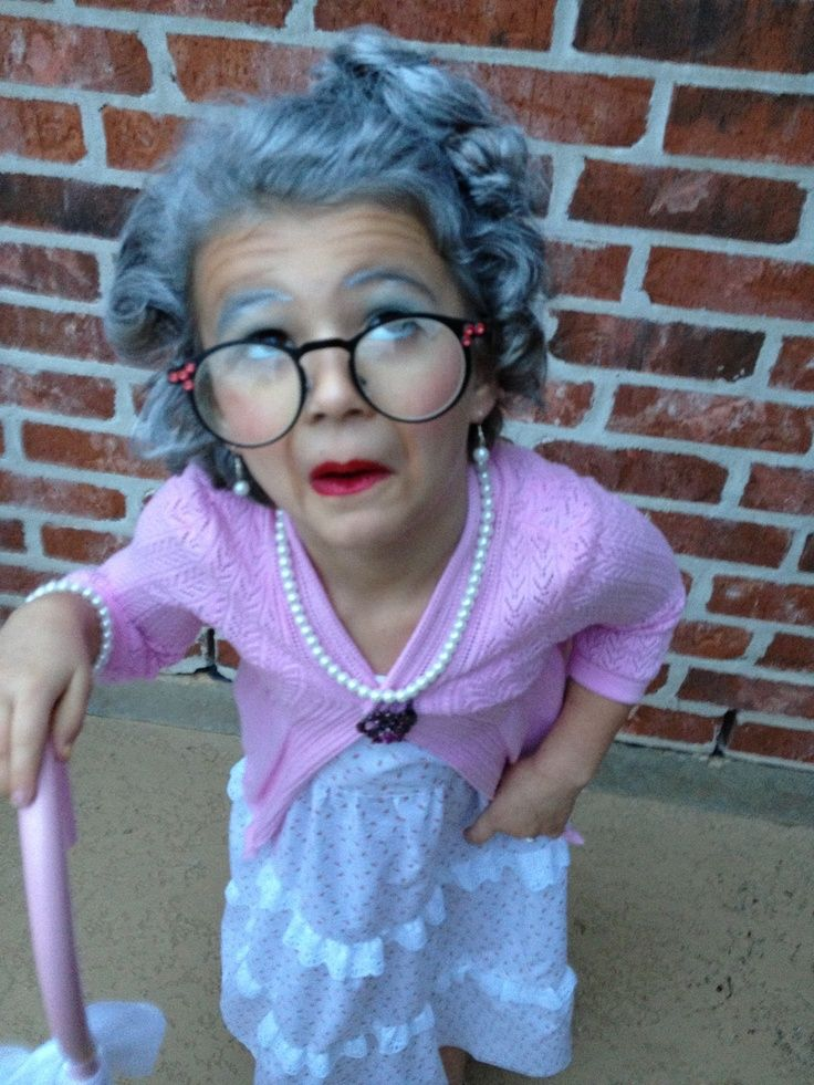 Dress-up for 100 Days of School