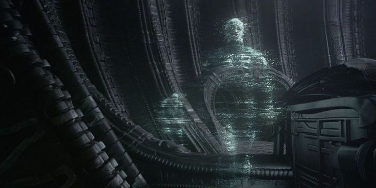 PROMETHEUS FUELVFX / Engineer Holograms