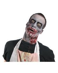 cheap zombie halloween mask
