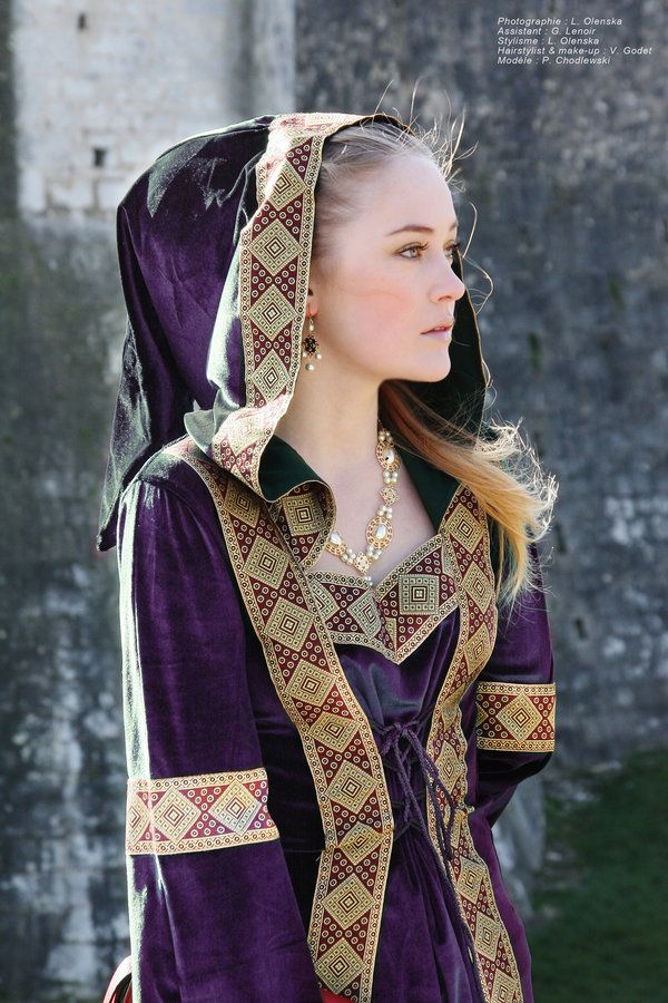 """Medieval."" - some awesome clothing from the middle and late period ~:^]>"