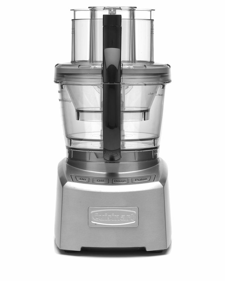 Cuisinart 14cup stainless steel food processor spatula