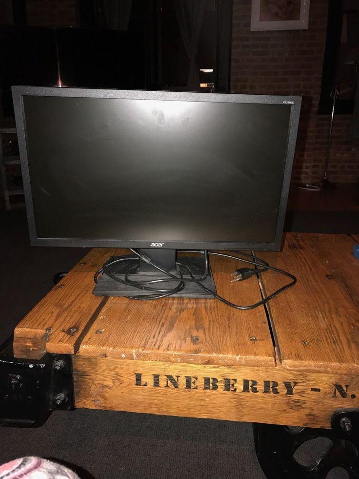 ACER Desktop Monitor 21.5' LCD