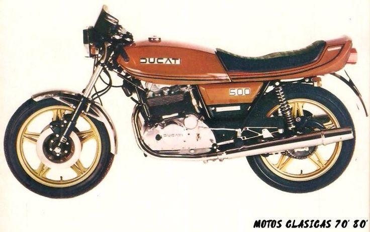 Ducati 500 Desmo