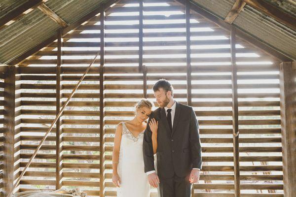 Belgenny Farm Wedding Ruffled.