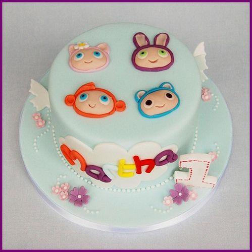 Waybuloo Birthday Cake | Flickr - Photo Sharing!