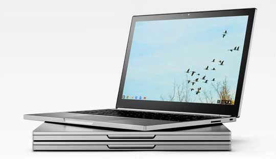 Google Chromebook Pixel 2 with USB type-C and Intel Core i5 or i7 SoC Launched at $ 1000