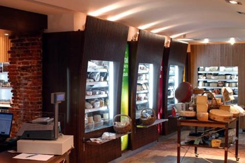 Poncelet Tienda gourmet de quesos