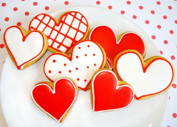 galletitas corazones