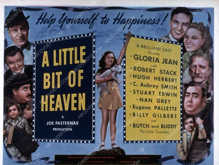 Gloria Jean film A Little Bit of Heaven 35m-5346