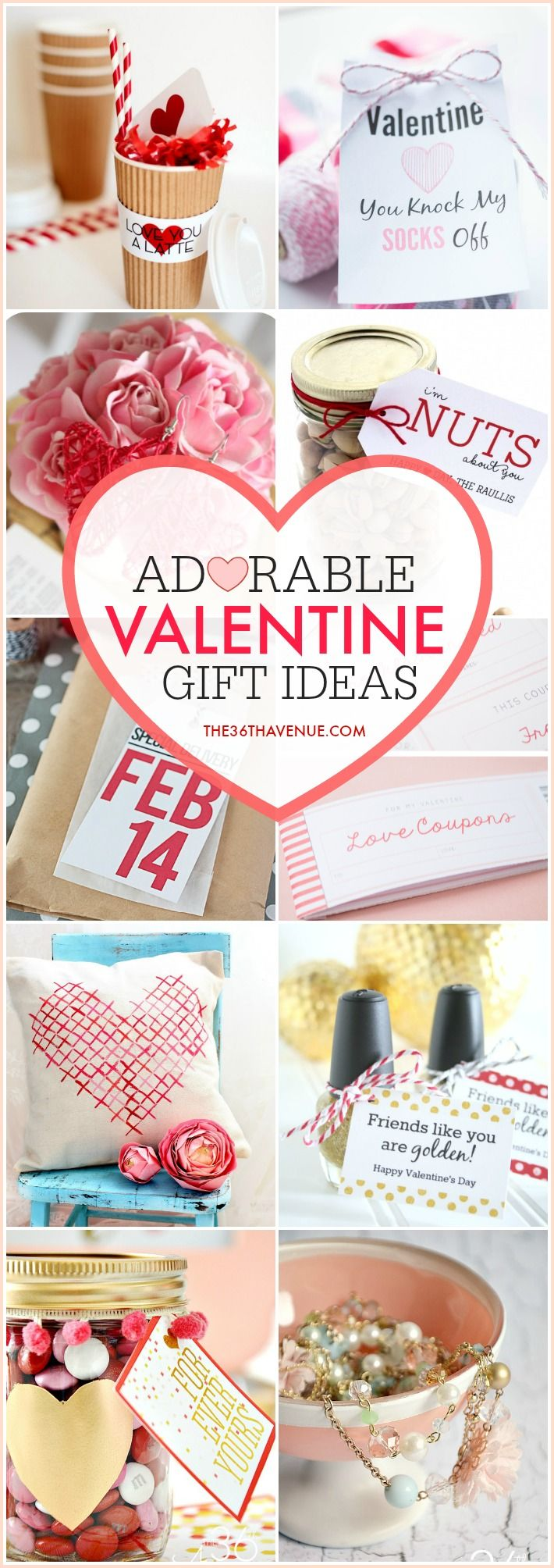 Valentine Gift Ideas – Adorable ways to wish your loved ones a Happy Valentine&#…