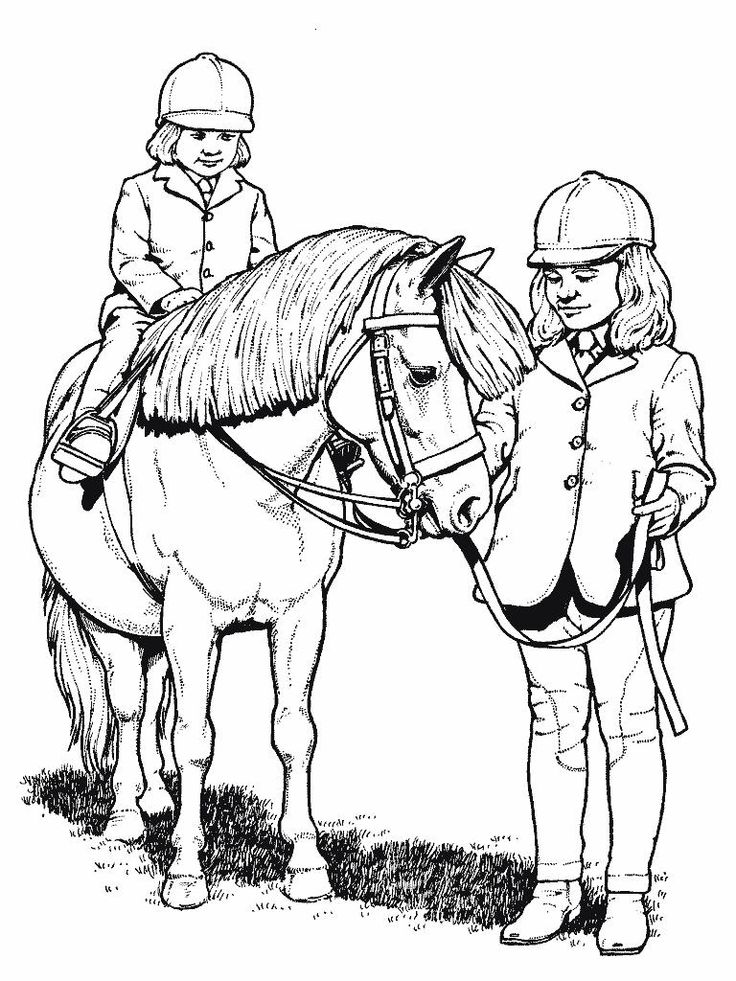 33 best Horse coloring pages images on Pinterest | Coloring pages ...