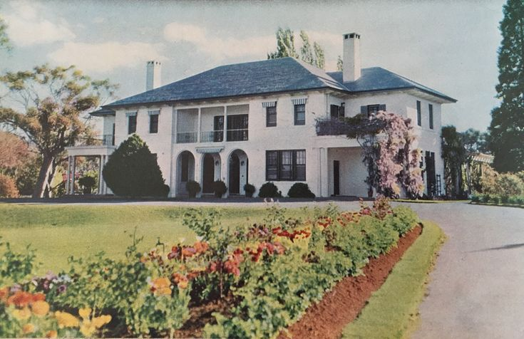 The Lodge, 1954.