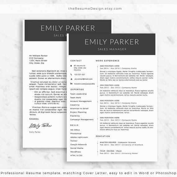 Creative Professional Resume Templates Simple Yet Creative Resume - creative professional resume templates