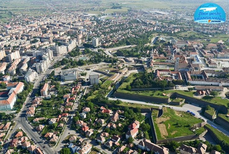 Alba-Iulia city, Transilvania