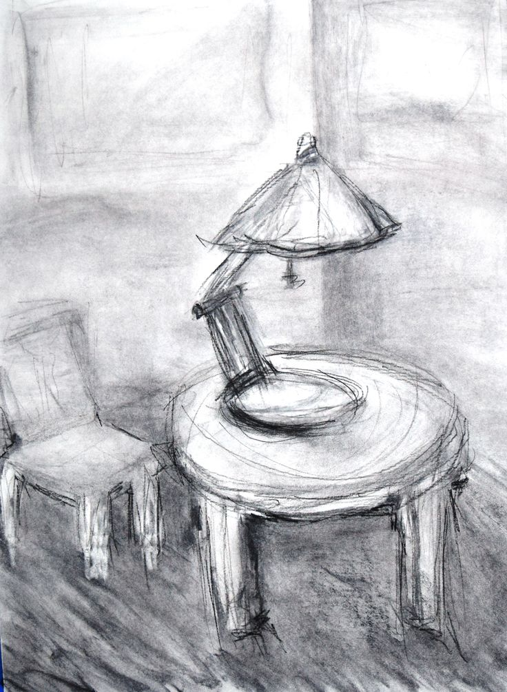 At the age of 58, I enrolled in University (part time) in Fine Arts.  I had recently picked up a brush for the first time, and then a pencil and now in class, charcoal.  This was one of the gesture drawing assignments and you couldn't take your charcoal off the paper.  Practice is good and helps you grow in skill.