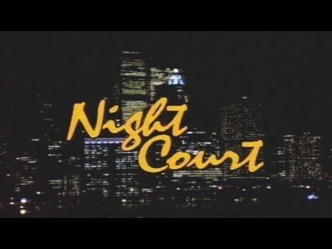 Night Court Theme (Intro and Outro) - YouTube