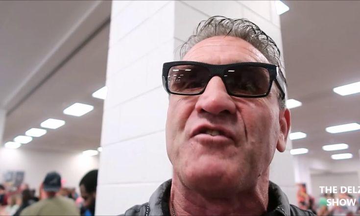 Ken Shamrock Wants A Shot At Brock Lesner