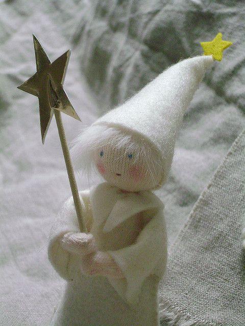 Winter ~ Twelve Nights ~ Star Child