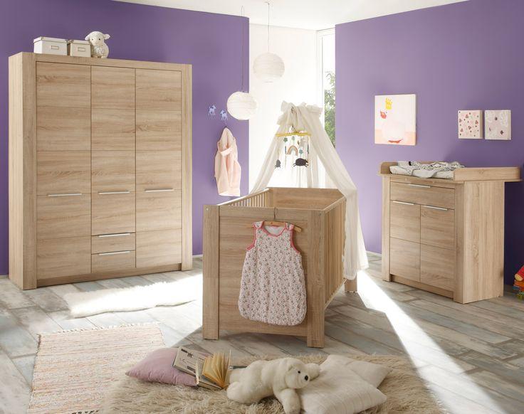 Fabulous Das Komplett Babyzimmer CARLOTTA bietet alles was ein sch nes Babyzimmer braucht Das Komplettzimmer besteht