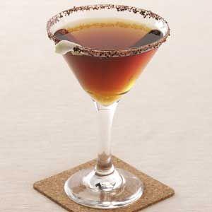 Chocolate Martini Recipe | Taste of Home Recipes