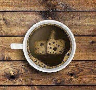 Social Media coffee time