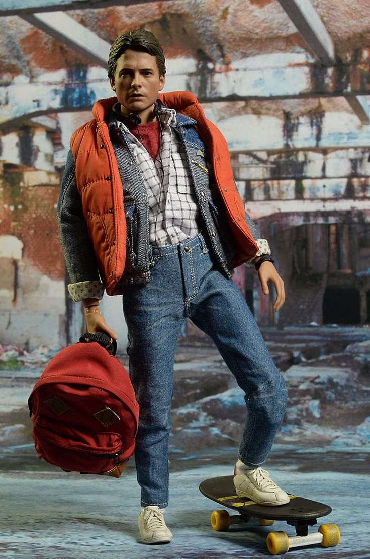 back to the future mary mcfly sixth scale figure pop culture toys back to the future movie. Black Bedroom Furniture Sets. Home Design Ideas