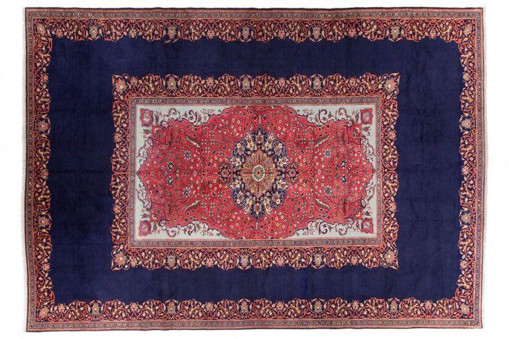 Kayseri Pile Rug  12′ x 8′6″ - 3.67 x 2.58 mt.  (Wool On Cotton)