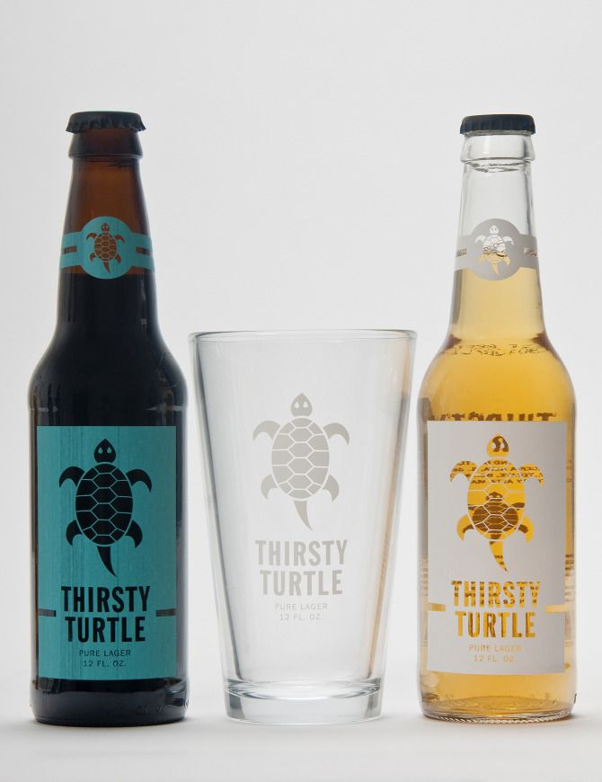 Thirsty Turtle Pure Lager