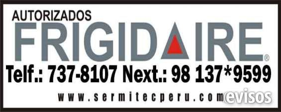 ESPECIALISTAS EN SERVICIO TECNICO FRIGIDAIRE Necesita Servicio tecnico de Lavadoras, Sec .. http://lima-city.evisos.com.pe/especialistas-en-servicio-tecnico-frigidaire-id-614839