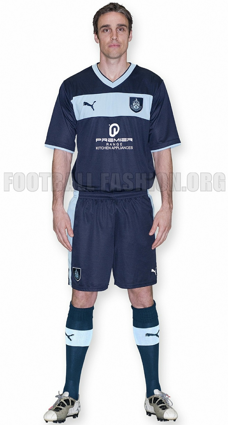 Burnley FC PUMA 2012/13 Away Kit