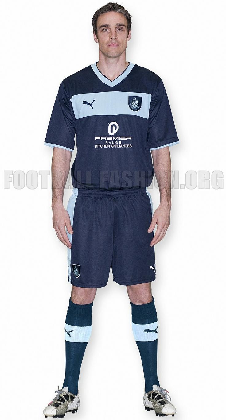 Burnley FC PUMA 2012/13 Away Kit
