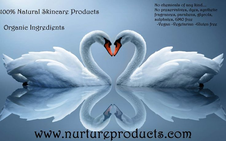 Check out our web site for so amazing natural skincare products www.nurtureproducts.com