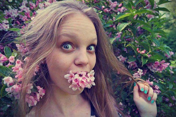 Flower girl <3