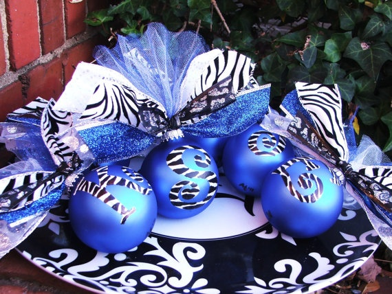 Ornaments for cheer and dance teams