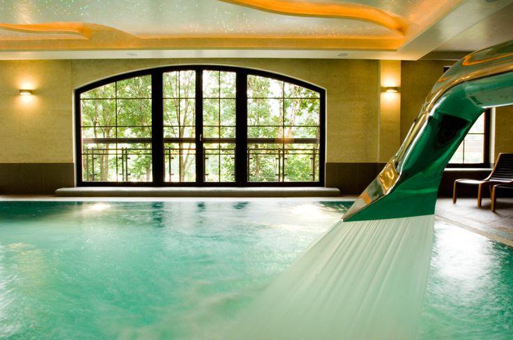Basen #hotel #szczyrk #basen #relaks www.hotel-elbrus.pl