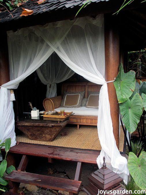 Come inside & take a nap ...