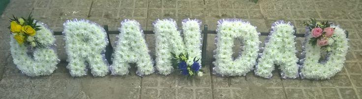 granddad based funeral tribute