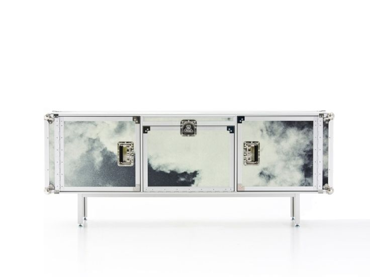 "TOTAL FLIGHTCASE Sideboard-Credenza-Buffet from DIESEL & MOROSO (""Successful Living from DIESEL"" Collection, 2009)  http://www.design-fair.com/total-flightcase-sideboard-credenza-buffet-from-diesel-moroso-successful-living-from-diesel-collection-2009/  @Diesel @MOROSO Official #Design #ModernStyle #Furniture #LivingRooms #DiningRooms #Sideboards #Credenzas #Buffets #StorageCabinets #SuccessfulLivingwithDIESELCollection #DIESEL #MOROSO #Italy #Italian #IndustrialStyle #IndustrialDesign"