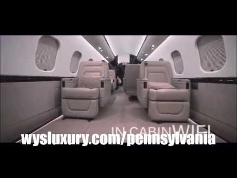 Private Jet Air Charter Flight Service From or To Philadelphia, Pittsbur...
