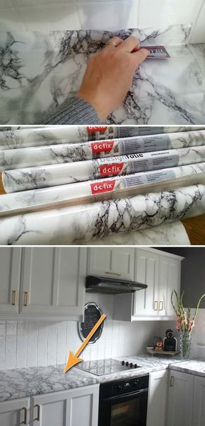 Mind-Blowing Ideas How To Decorate Your Home With Cheap Contact Paper – The ART …